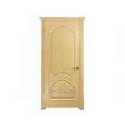 Межкомнатная дверь DIOdoors, Валенсия-1, Ясень ваниль, глухая.