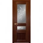 Межкомнатная дверь Практика, Милан, красн. дер, Жасмин.