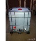 Еврокубы ( емкости пластиковые) 1000 л с встроенными водонагревателеми 1,5 кВт