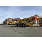 100 тонн NEW Grove GMK4100L-1