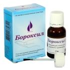 Бороксил-лосьон для коррекции косметических дефектов кожи (папилломы)