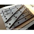 Производство новых гильотинных ножей 510х60х20, 520х60х20, 590х60х16, 625х60х25, 540х60х16 от производителя.