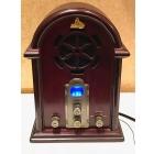 Ретро радио с USB портом