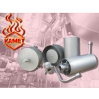 Горелка газовая АГГ (мощностной ряд)