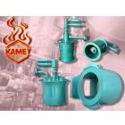 Горелка газомазутная ГДК (типомощностой ряд)