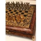 Шахматы золото серебро Испания