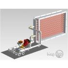 Промышленные радиаторы, Радиаторы отопления