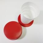 Пластиковые складные стаканчики оптом под ваш логотип.