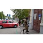 Охранная и пожарная GSM сигнализация.