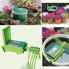 Автоматический полив домашних цветов в отпуске Green Helper GA 010 автополив растений