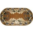 Мозаичные ковры из натурального камня