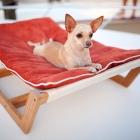 Модная кровать для маленькой собаки