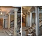 Реставрация искусственного (оселкового) мрамора.