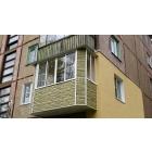 Ремонт утепление балкона