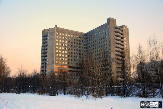 Больница дмитрия рогачева официальный