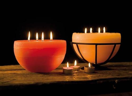 Свечи для интерьера большие фото