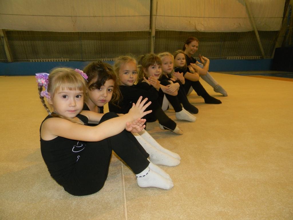 художественная гимнастика для детей москва перевести