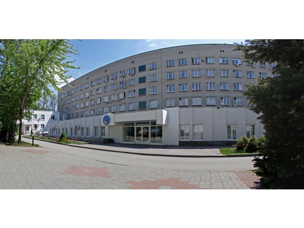 Москва я градская больница