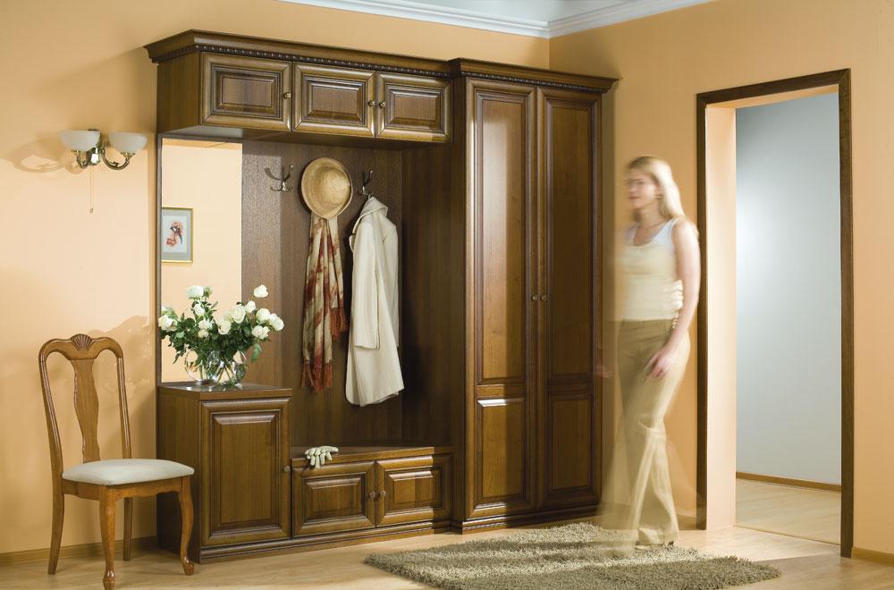 Мебель для прихожей - модульные прихожие al 124.