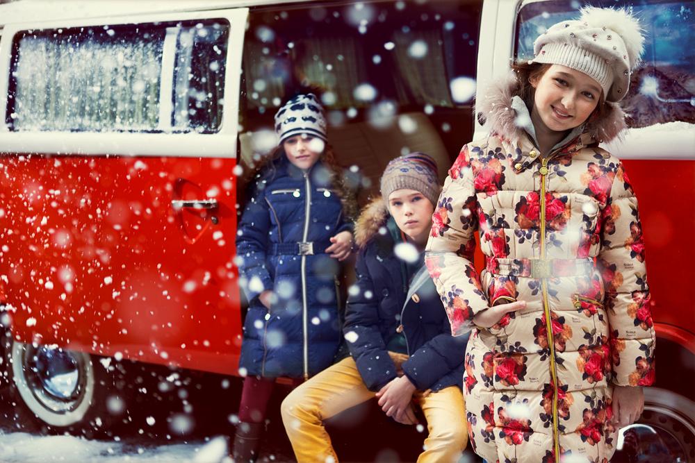 Зимняя Коллекция Детской Одежды