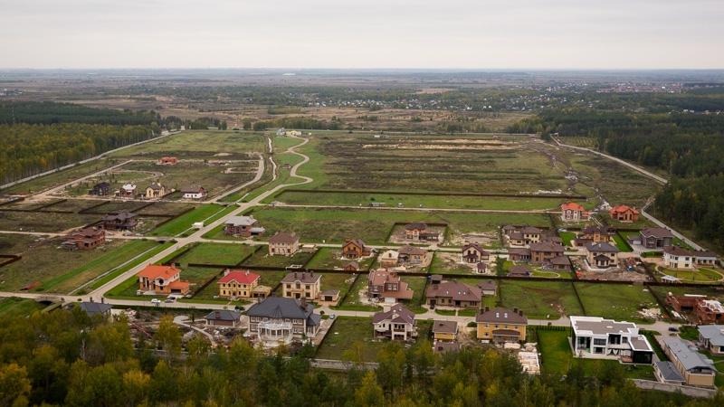 загородный поселок бизнес-