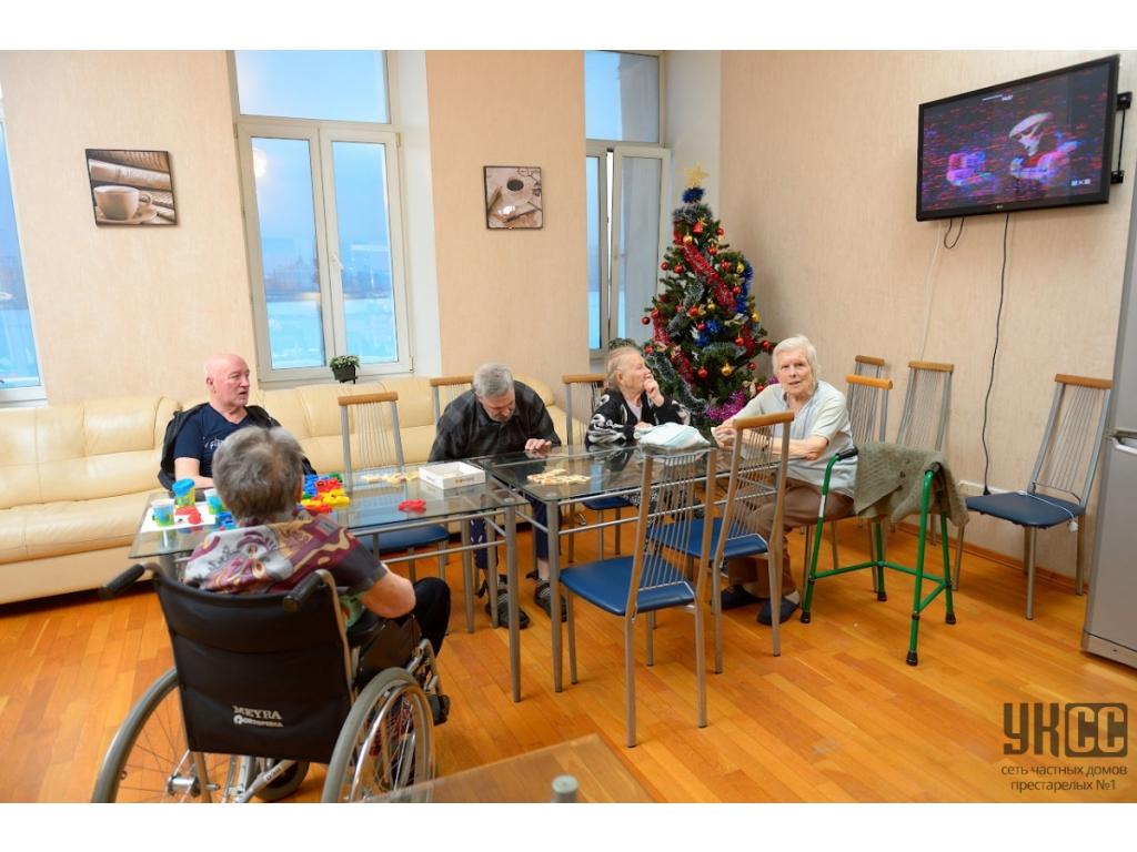 Лечение пенсионеров в пансионате