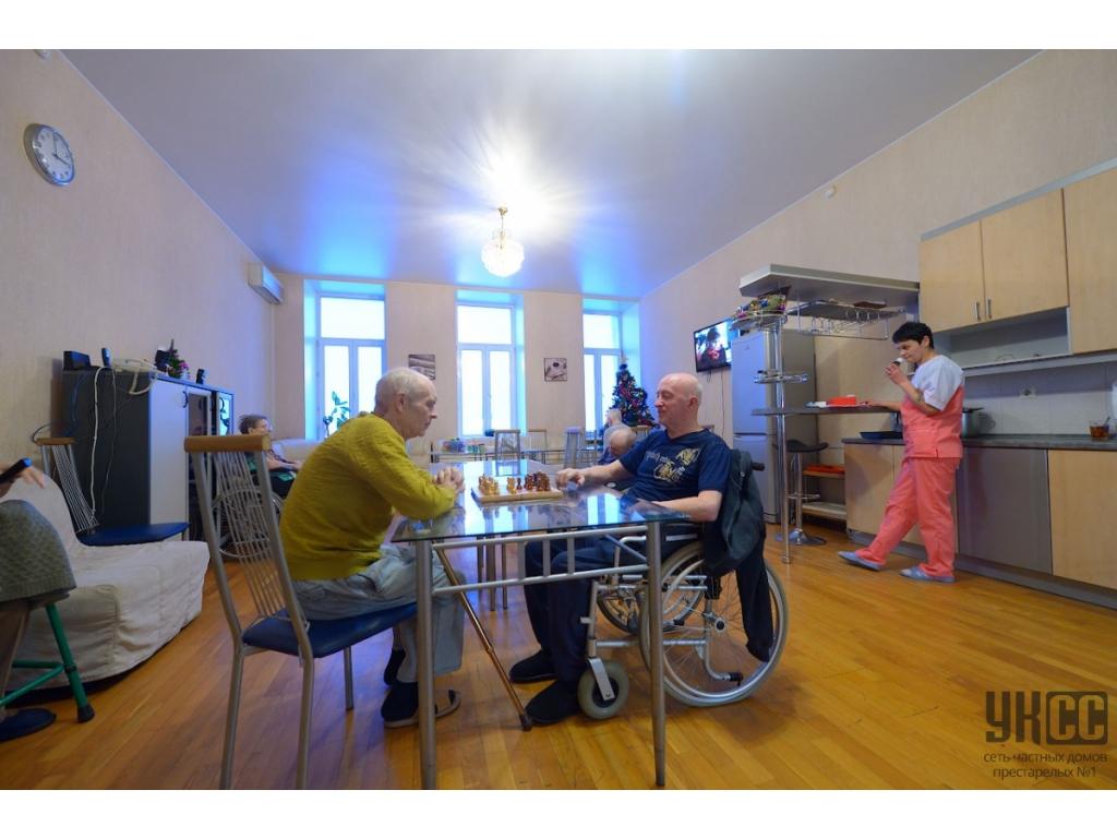 Калуга дом интернат для престарелых