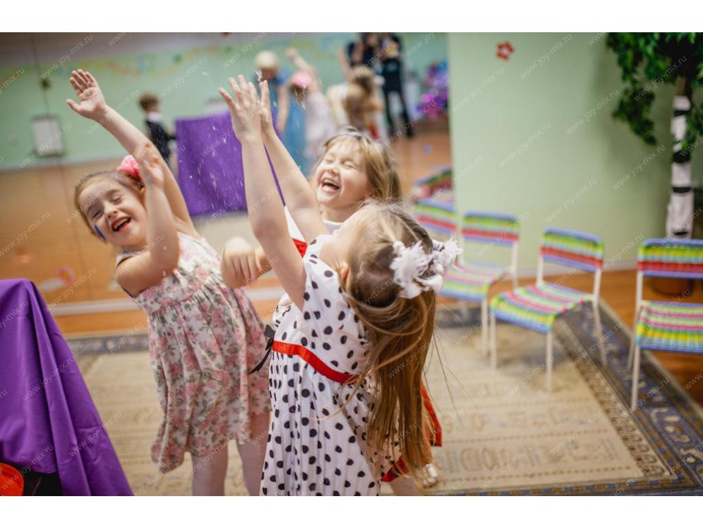 Joy mix организация детских праздников