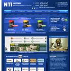 NTI-systems, web-студия